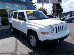 2015 Jeep Patriot