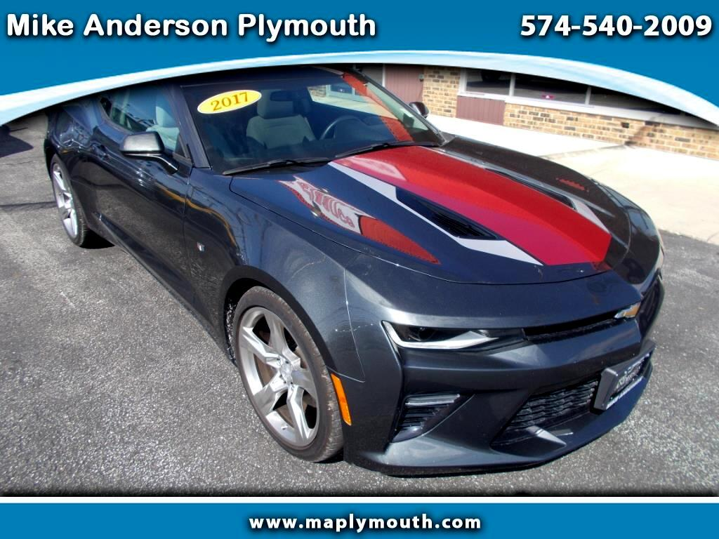 2017 Chevrolet Camaro 2dr Cpe SS w/1SS