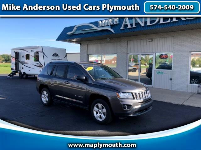 2015 Jeep Compass 2WD 4dr Sport