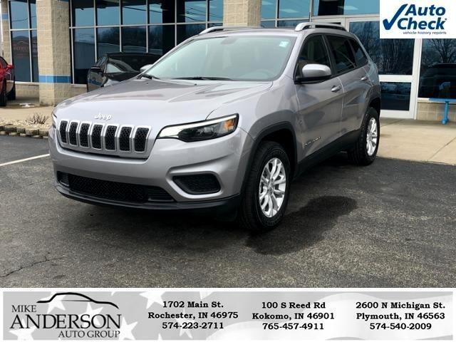 Jeep Cherokee Latitude 4WD 2020