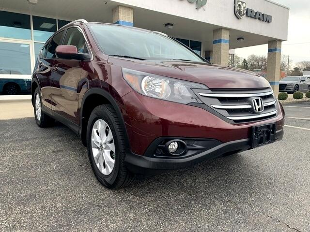 Honda CR-V EX-L 4WD 5-Speed AT 2014