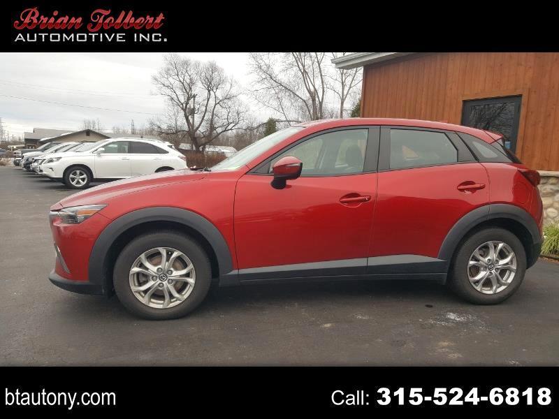 Mazda CX-3 Touring AWD 2016