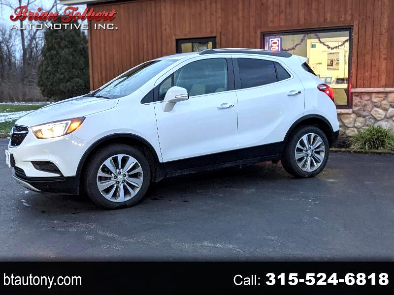 Buick Encore Preferred AWD 2017