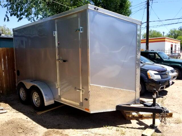 2016 Qualitec Trailers Aerostar Base