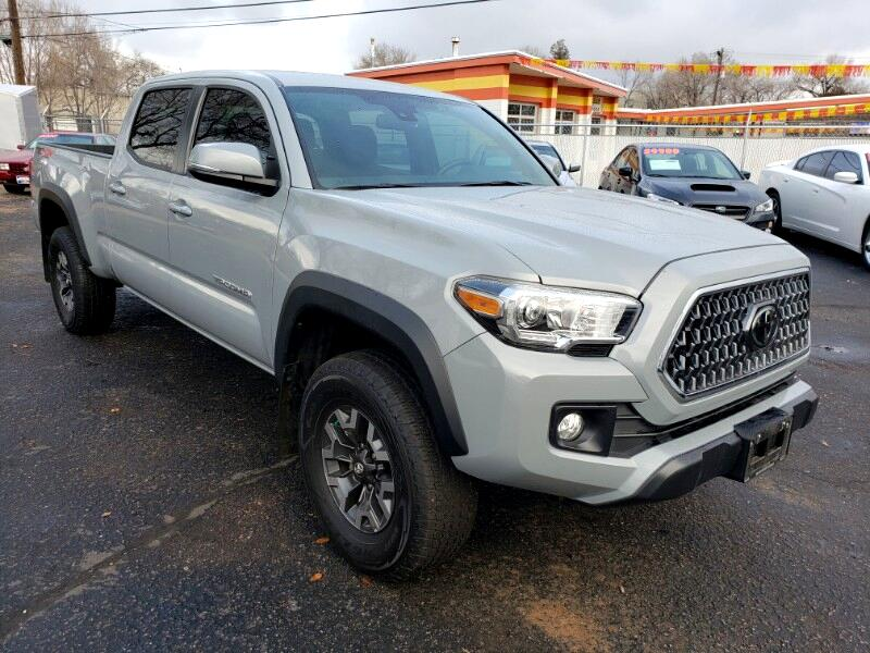 2018 Toyota Tacoma TRD OFFROAD Double Cab Long Bed V6 6AT 4WD