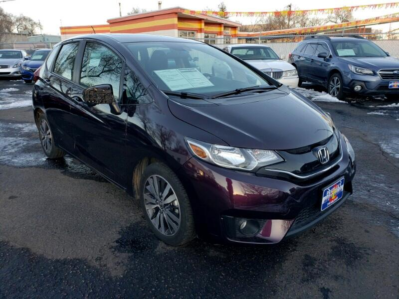 2017 Honda Fit EX 6-Spd MT