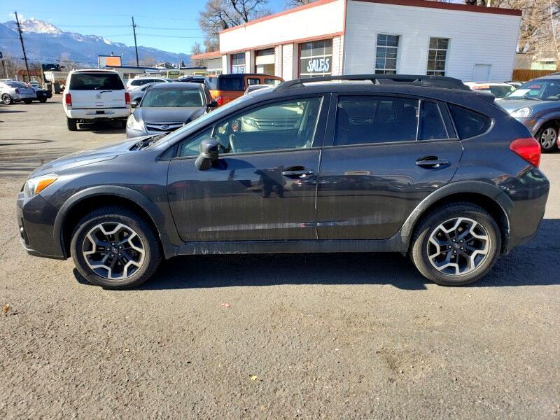 2017 Subaru Crosstrek 2.0i Premium PZEV CVT