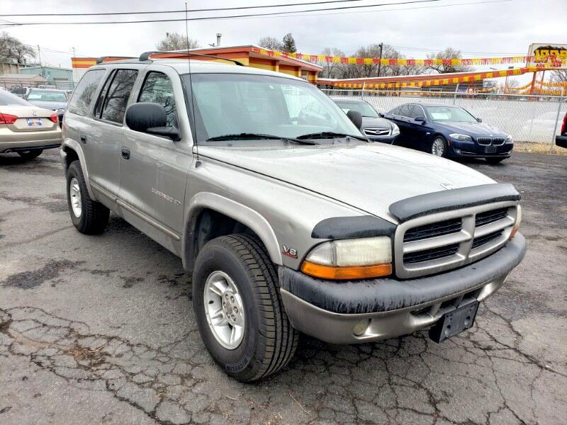 2000 Dodge Durango 4WD