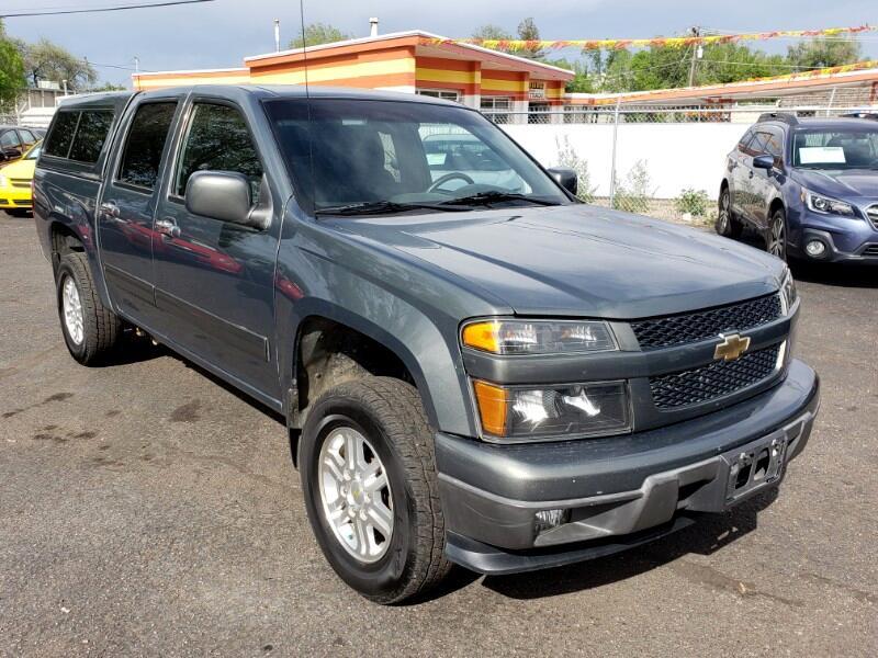 2011 Chevrolet Colorado 1LT Crew Cab 4WD