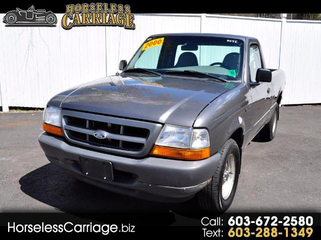 2000 Ford Ranger XL Long Bed 2WD
