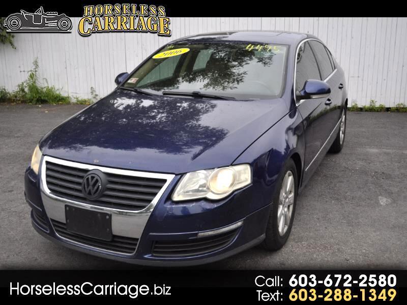 Volkswagen Passat Value Edition 2006