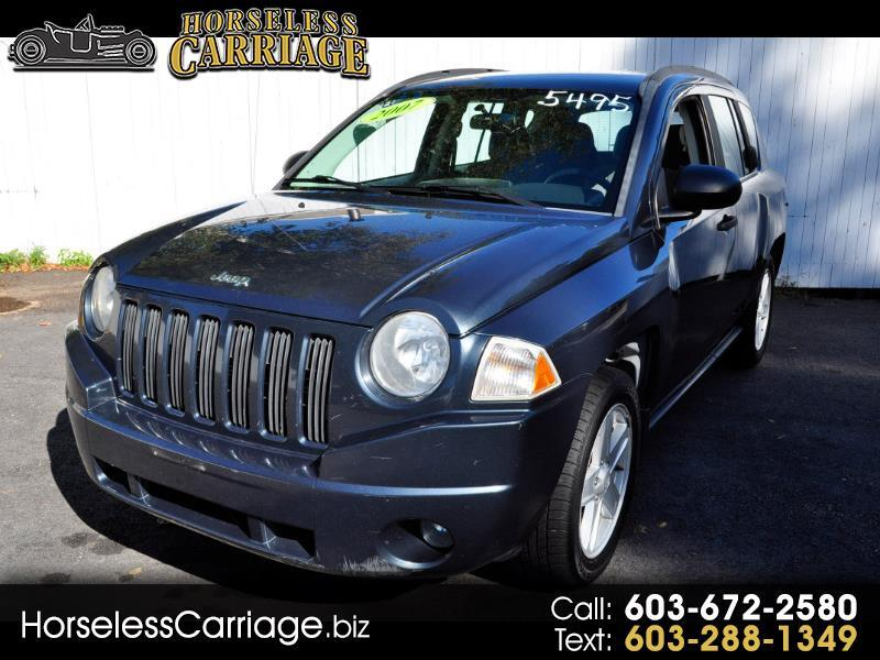 Jeep Compass Sport 4WD 2007
