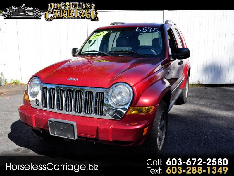 Jeep Liberty Limited 4WD 2007