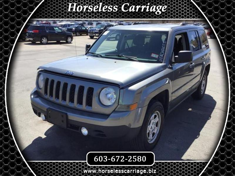 Jeep Patriot 4WD 2011