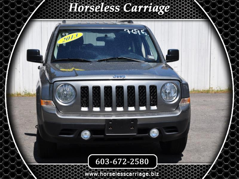 Jeep Patriot Sport 2WD 2013