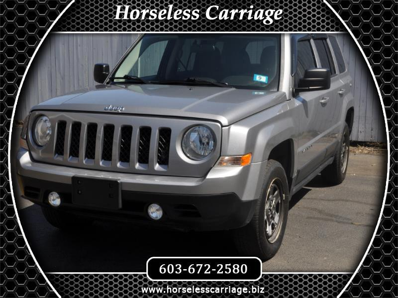 Jeep Patriot Sport 4WD 2015