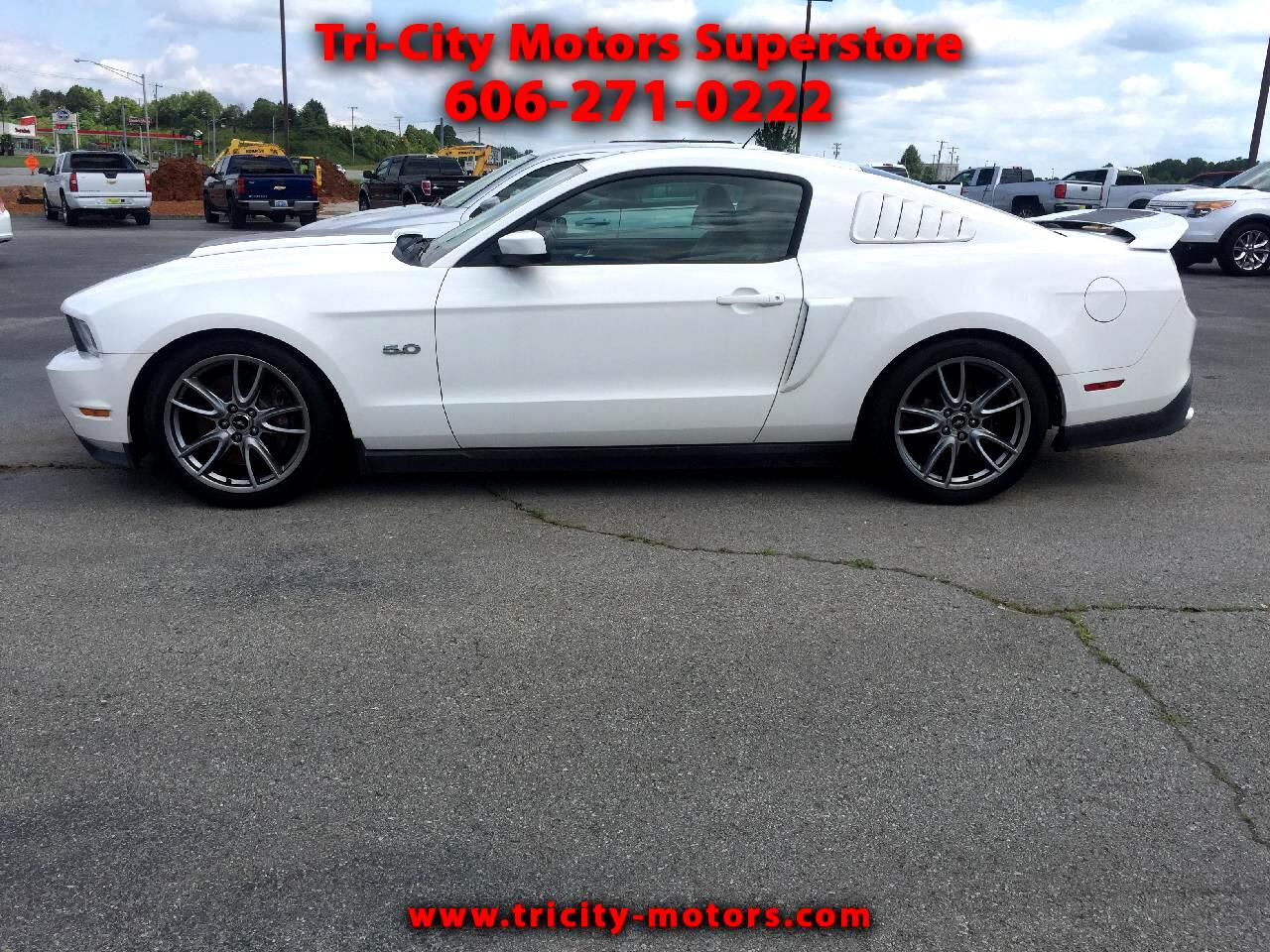 2012 Ford Mustang Premium GT Coupe