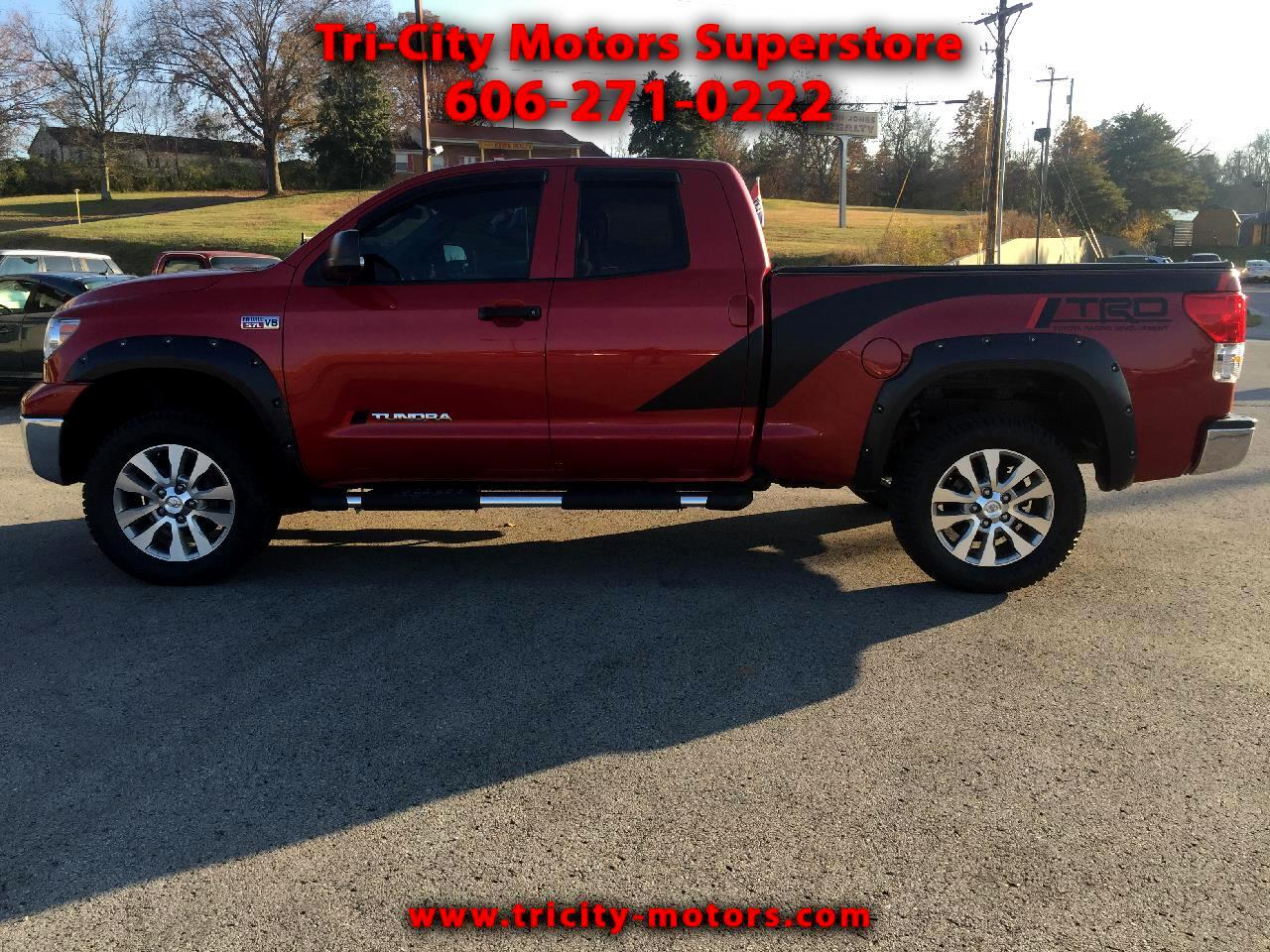 2011 Toyota Tundra DOUBLE CAB 4WD