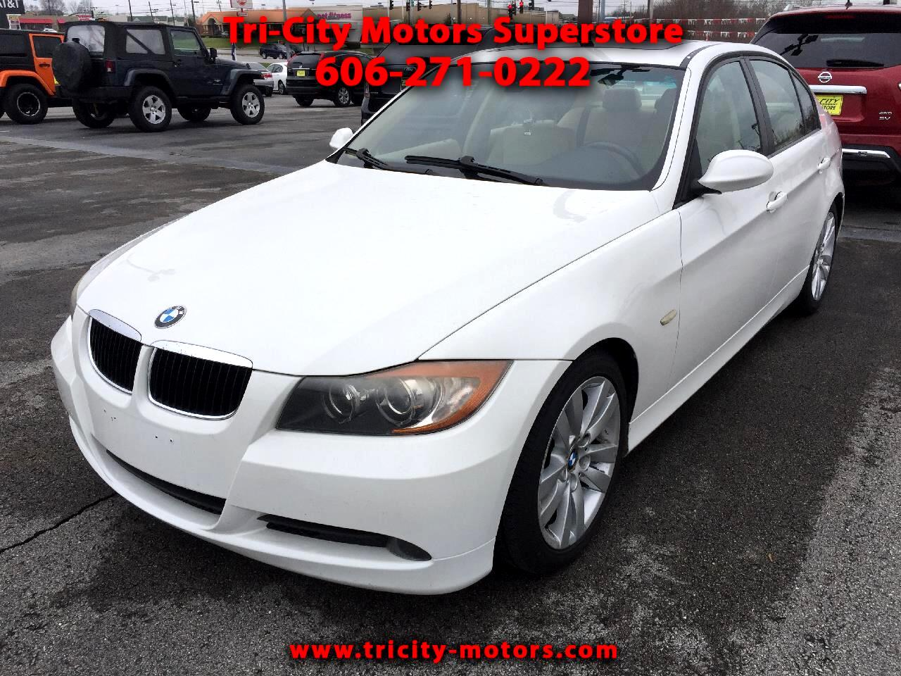 2007 BMW 3 Series 328i 4dr Sdn
