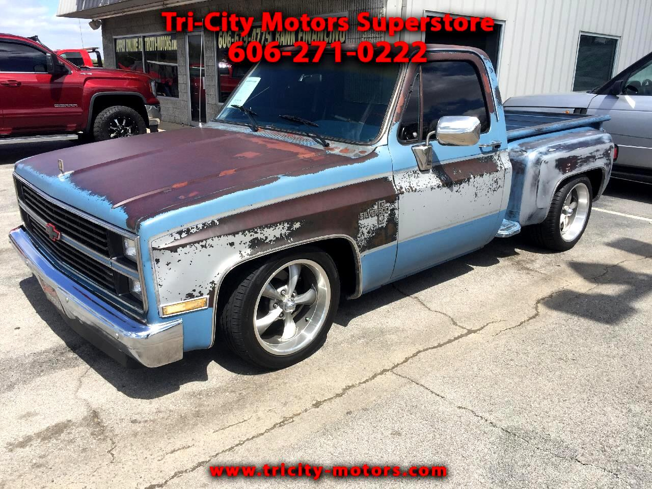 1983 Chevrolet Pickup C10 Stepside
