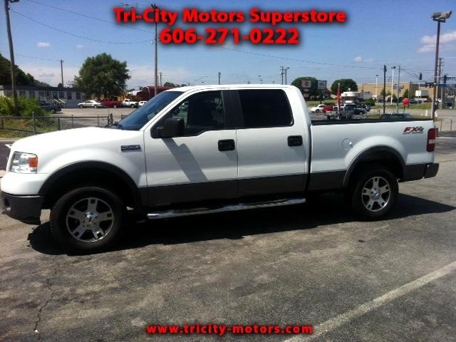 2007 Ford F-150 FX4 SuperCrew 4WD