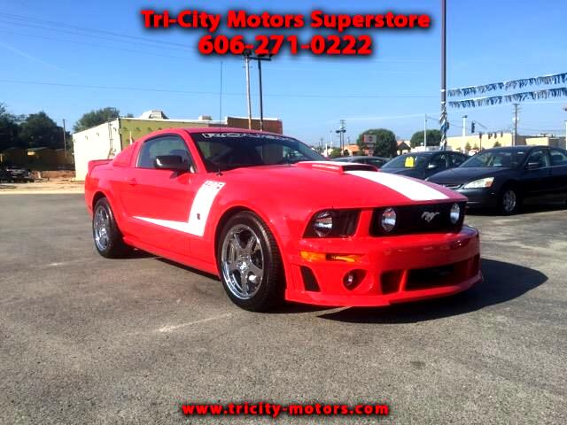 2007 Ford Mustang Roush Coupe Supercharged