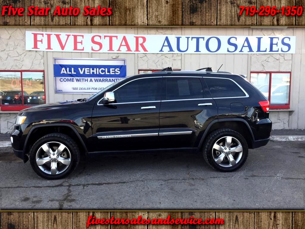 2011 Jeep Grand Cherokee 4WD