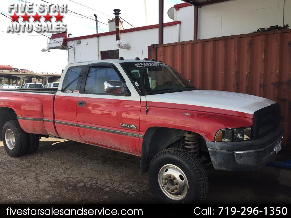 1996 Dodge Ram 3500 ST Club Cab 8-ft. Bed 4WD