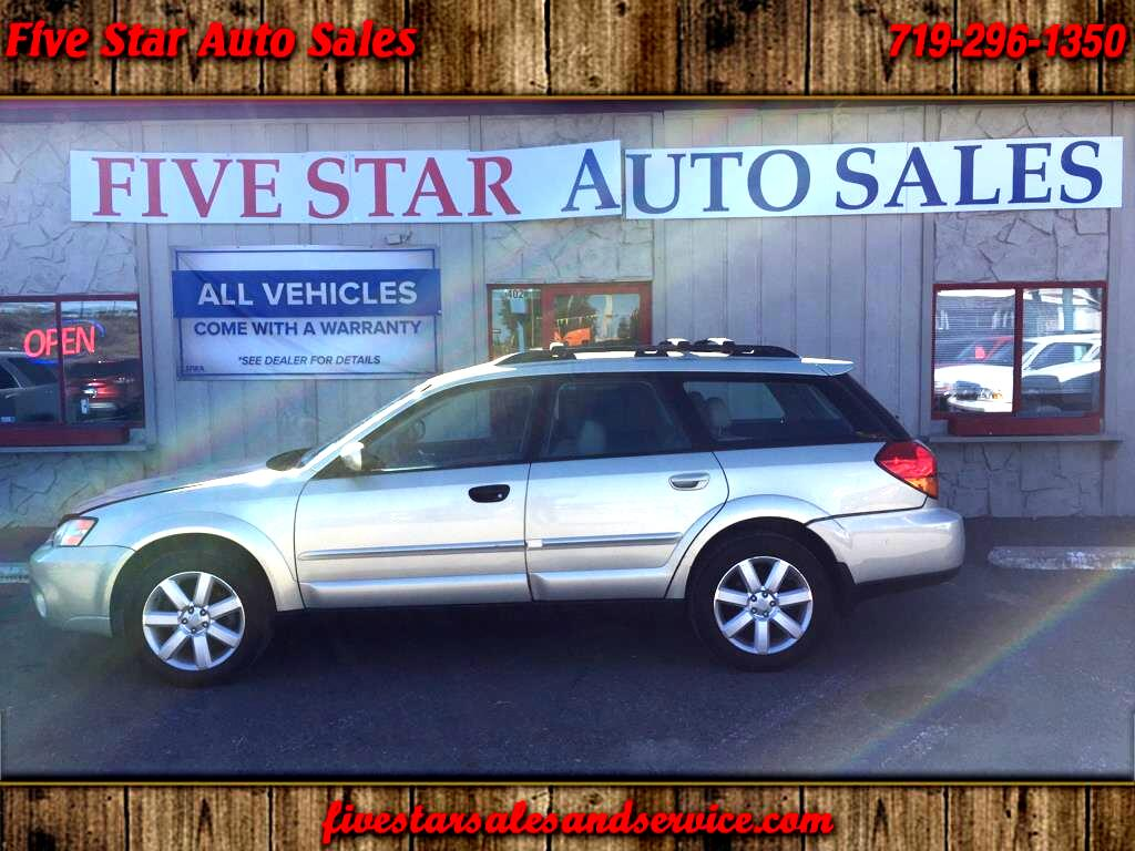 2006 Subaru Outback 2.5i Limited Wagon