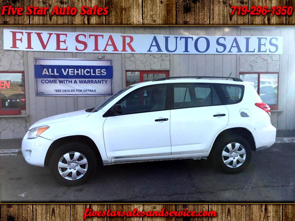 2009 Toyota RAV4 4-Door 4WD