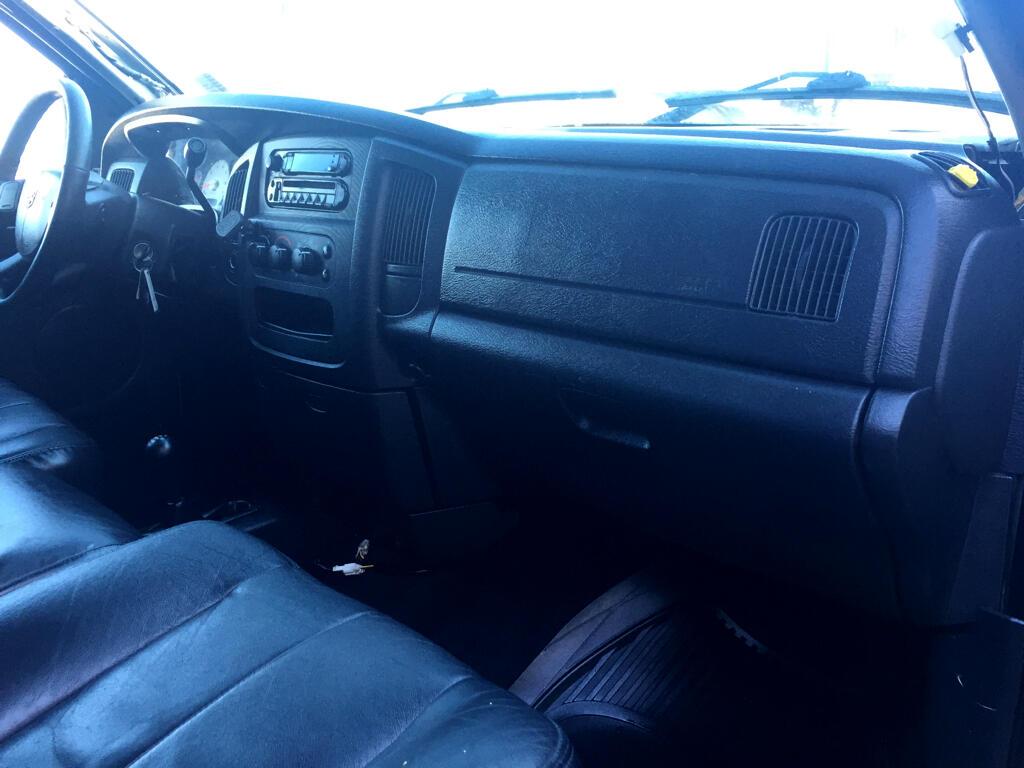2004 Dodge Ram 1500 ST Quad Cab 4WD