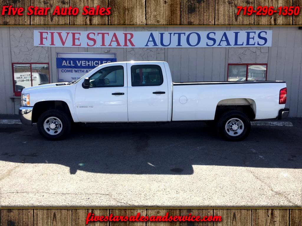 2008 Chevrolet Silverado 2500HD Work Truck Crew Cab Std. Box 2WD
