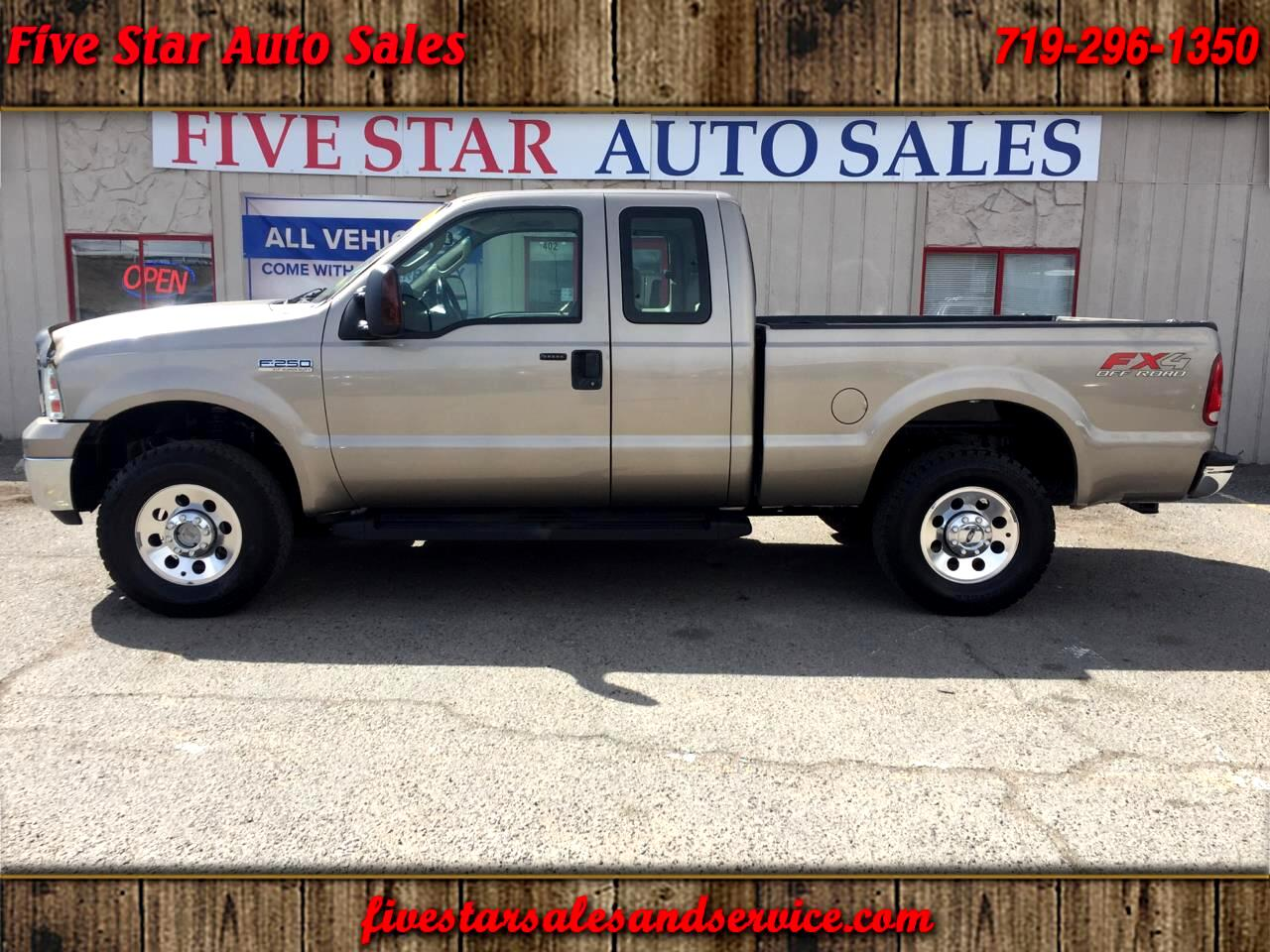 2006 Ford F-250 SD XLT 4WD