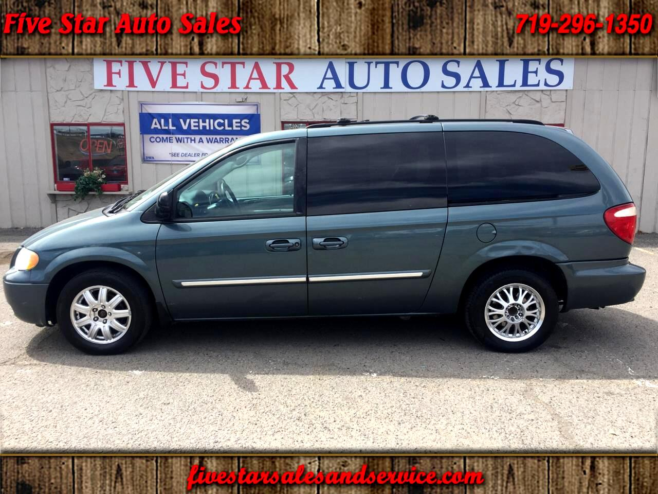 2007 Chrysler Town & Country 4dr Touring FWD