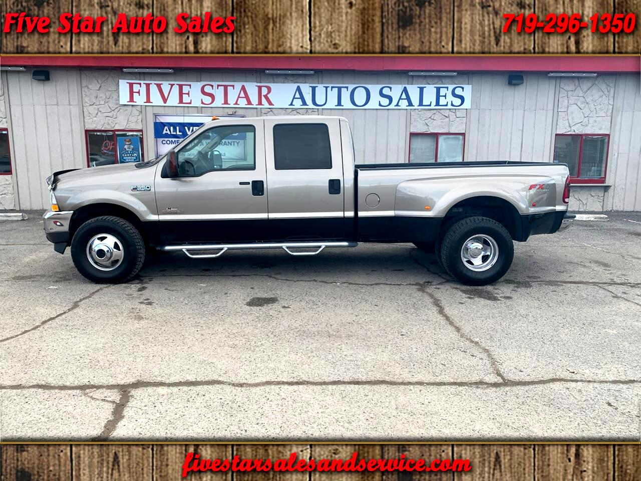 Ford F-350 SD FX4 2004