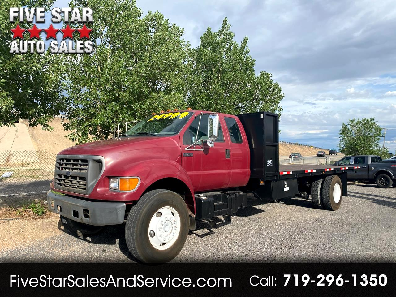 Ford F-750  2000