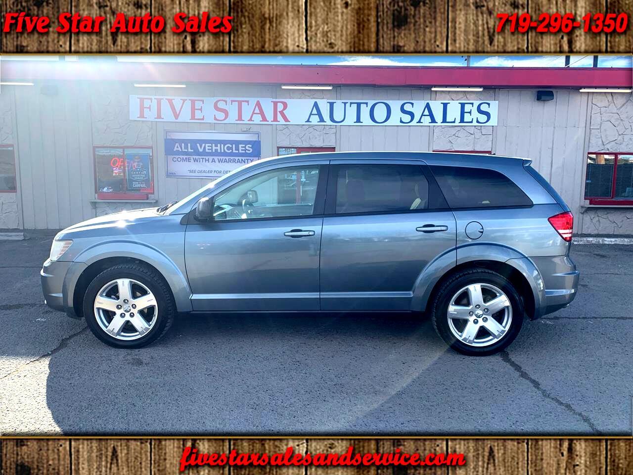 Dodge Journey SXT 2009