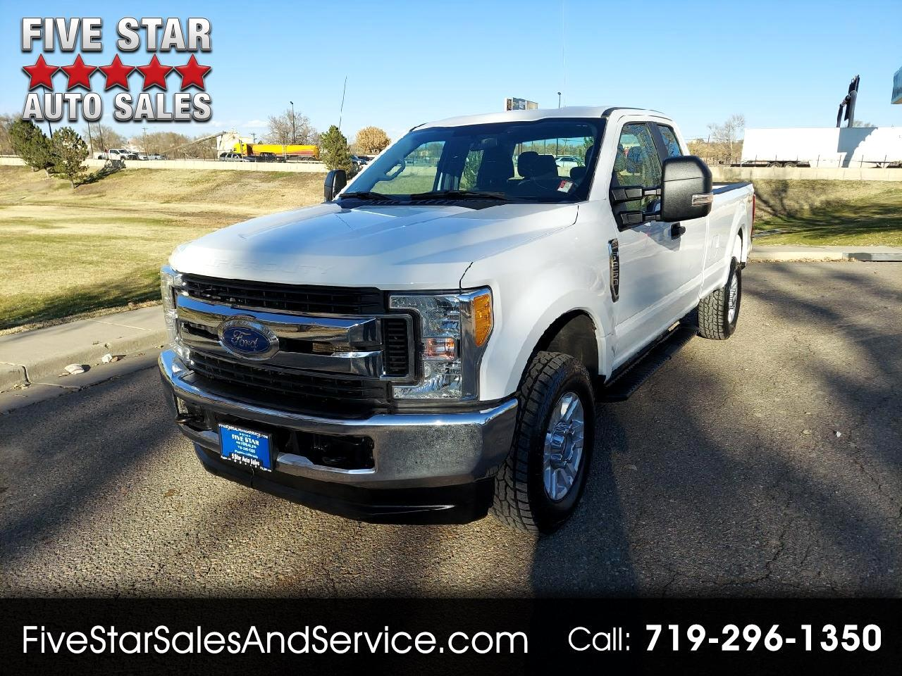 Ford F-250 SD  2017