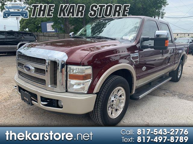 2010 Ford F-250 SD King Ranch Pickup 4D 8 ft
