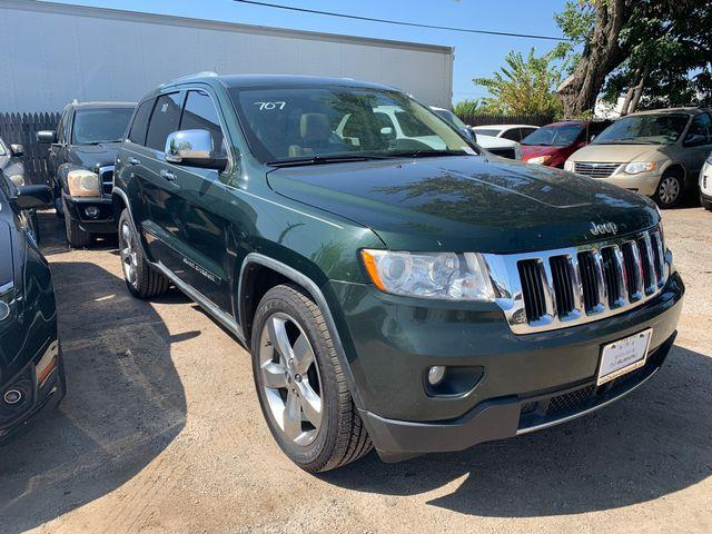 2011 Jeep Grand Cherokee Limited Sport Utility 4D