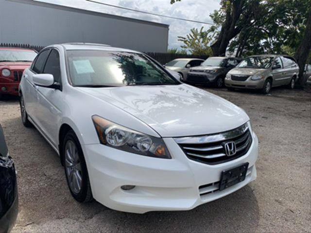 2011 Honda Accord EX-L Sedan 4D