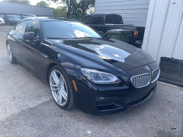 2014 BMW 6-Series Gran Coupe 650i Gran Coupe 4D