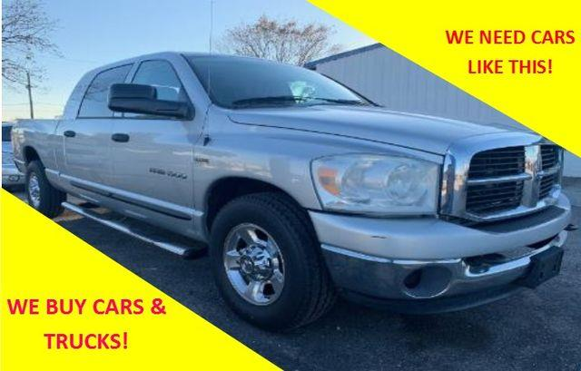 2007 Dodge Ram 1500 SLT Pickup 4D 6 1/4 ft