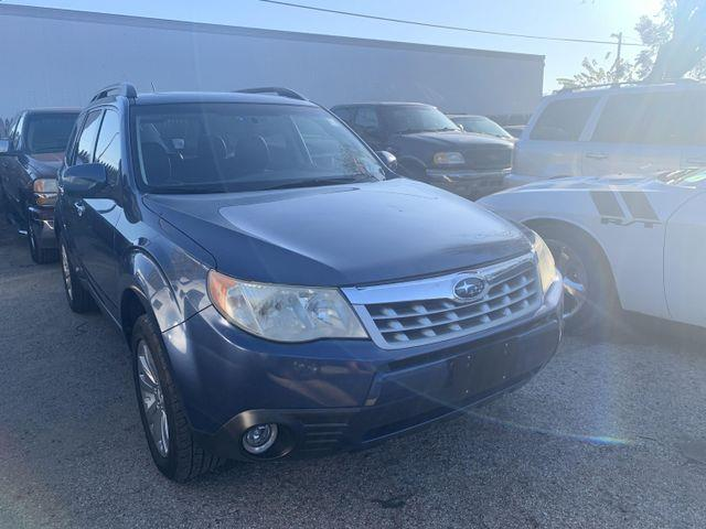 2011 Subaru Forester 2.5X Limited Sport Utility 4D