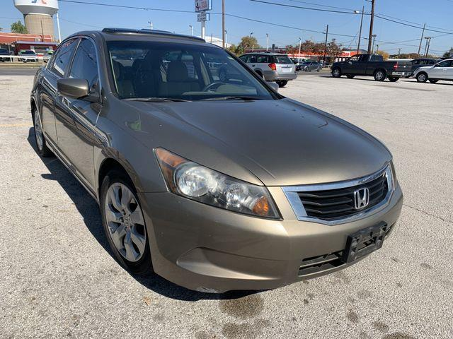 2009 Honda Accord EX Sedan 4D