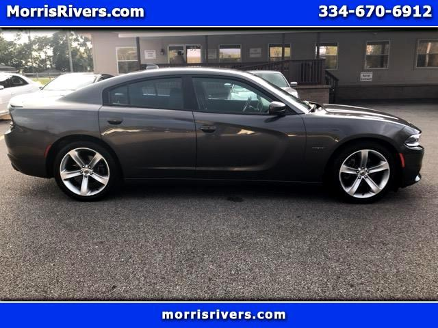 2017 Dodge Charger 4dr Sdn 5-Spd Auto R/T AWD
