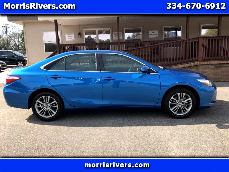 2017 Toyota Camry SE 5-Spd AT