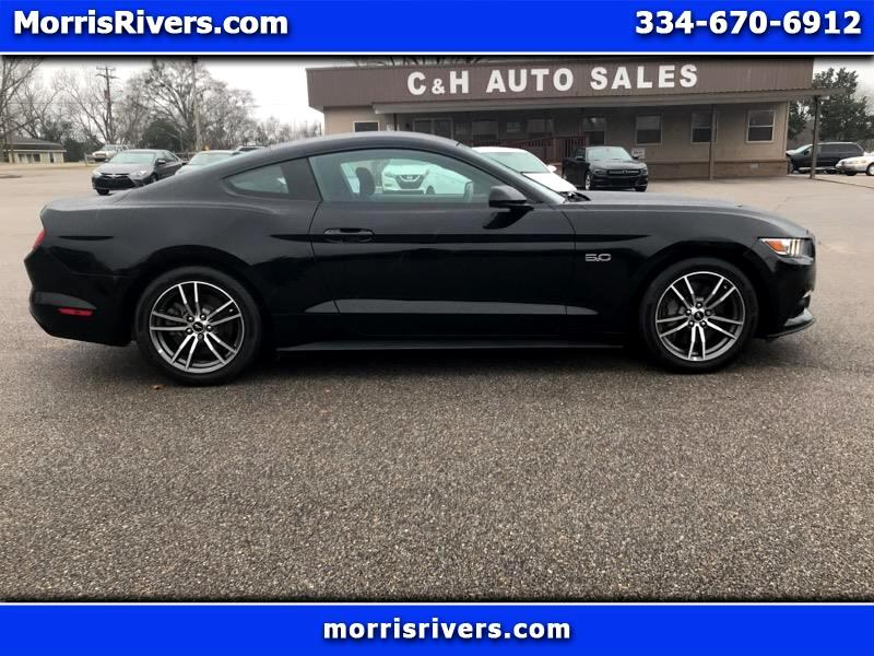 2017 Ford Mustang 2dr Conv GT Deluxe