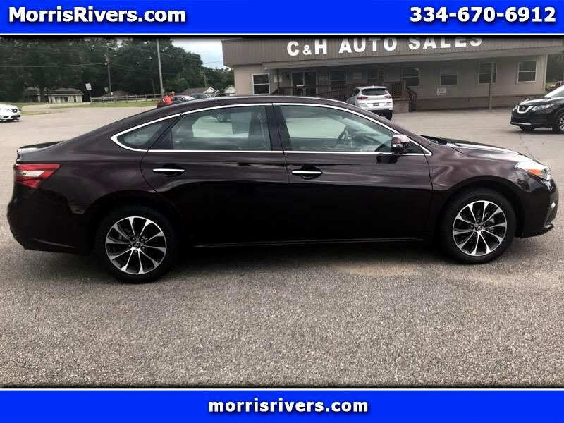 2018 Toyota Avalon 4dr Sdn Limited (Natl)