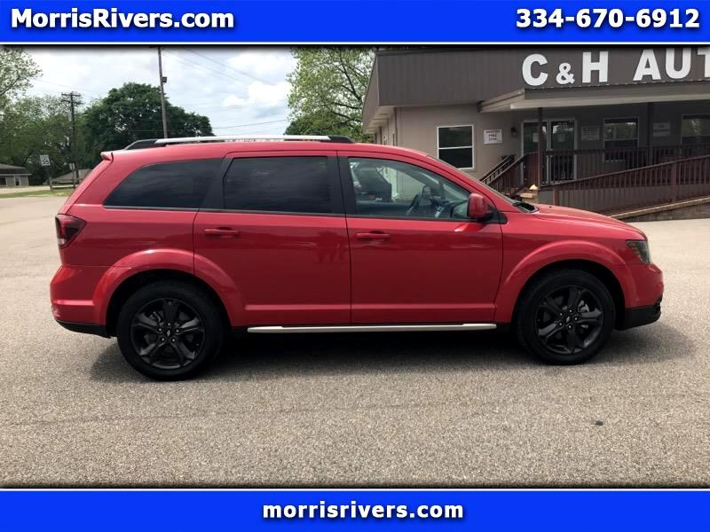 Dodge Journey AWD 4dr Crossroad 2018